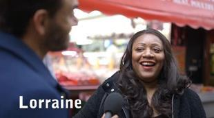 Live form London Lorraine