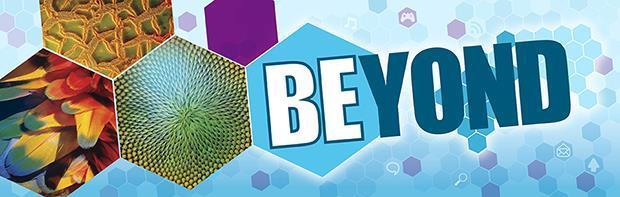 beyond web banner