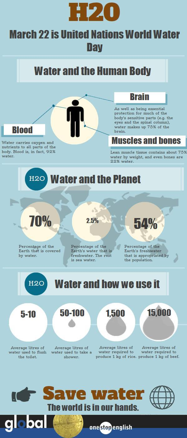 Global: World Water Day: Infographic