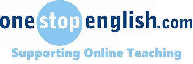 onestopenglish logo onlineteaching