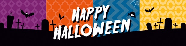 Halloween banner 2014