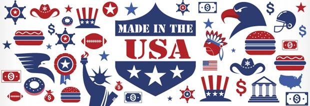 USA full width image