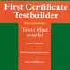 First+Certificate+Testbuilder+book+cover