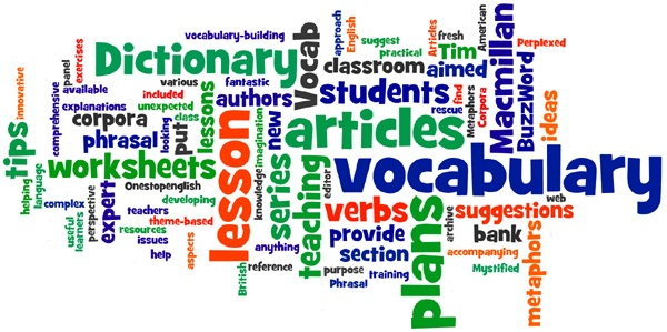 Vocabulary Wordle