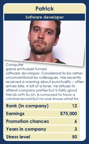 Top Trumps competition_Patrick