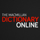 Macmillan+Dictionary+Online