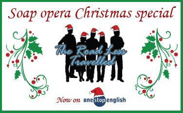 The Road Less Travelled Christmas special banner